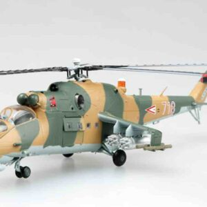 Easy Model EM 37037 - Mi-24 Hind ,'718' Hungarian Air Force