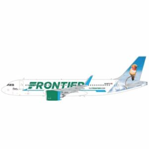 Gemini Jets G2FFT897 - Airbus A320 neo , 'N318FR' Frontier Airlines