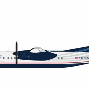 Gemini Jets G2USA854 - Bombardier DHC-8 Dash 8-Q300 , 'N326EN' US Airways Express