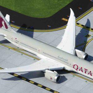 Gemini Jets GJQTR1915F - Boeing B787-9 Dreamliner , 'A7-BHA' Qatar Airways (FLAPS DOWN)