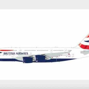 GeminiJets G2BAW905 - Airbus A380-800 , 'G-XLEK' BA - British Airways