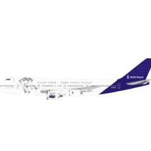 InFlight 200 IF742RR01 - BOEING 747 -267B (B747) , 'N787RR' Rolls-Royce Holdings