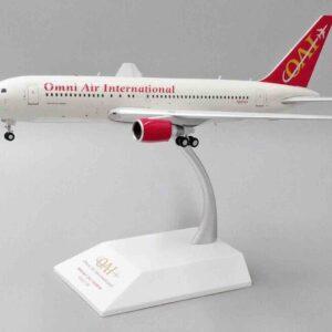 JC Wings JC- XX2328 - Boeing B767-200ER , 'N207AX' Omni Air International