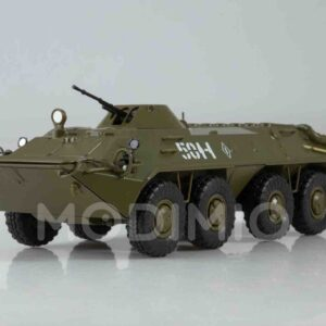 MODIMIO Collections NT046 - BTR-70 Armoured Personnel Carriers (APCs) , '501-1' Soviet Army