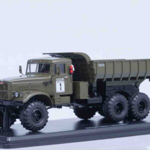 Start Scale Models SSM1181 - KRAZ-255 B Sklápěč - Dump Truck,Soviet Army