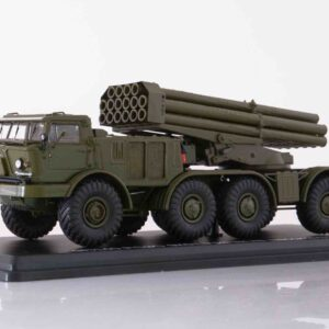 Start Scale Models SSM5004 - BM-27 Uragan (9P140) MLRS -Multiple Rocket Launcher , Soviet Army USSR