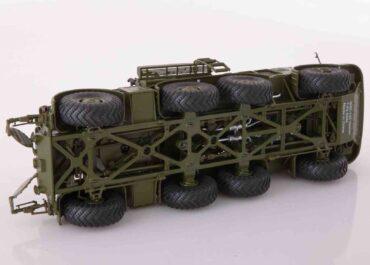 Start Scale Models SSM5004 - BM-27 Uragan (9P140) MLRS -Multiple Rocket Launcher , Soviet Army USSR