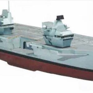 Corgi CC75000 - Queen Elizabeth-class aircraft carrier
