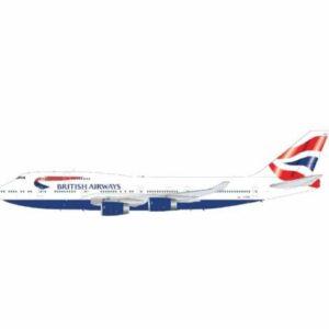 Gemini Jets G2BAW906 - Boeing B747 -400 , 'G-CIVN' British Airways