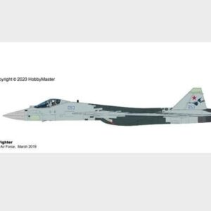 Hobby Master HA6801 - Sukhoi Su-57 PAK FA Fifth-Generation Jet Fighter , '053' Russian Air Force