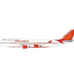 Inflight 200 IF744AI0121 - Boeing B747 -437 , 'VT-EVB' Air India