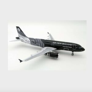"J Fox Models JF-A320-004 - Airbus A320-214 , 'ZK-OAB' ""CREZY ABOUT RUGBY"" Air New Zealand"