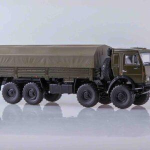 "KAMAZ 101951KH - KAMAZ-6350 ""Mustang"" 8x8 valník / flatbed truck , Russian Armed Forces 1"