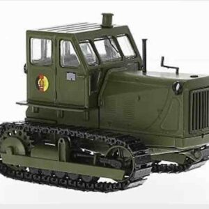 Start Scale Models SSM3022 NVA - T-100 Tractor ChTZ (Caterpillar) , NVA – National People's Army , DDR
