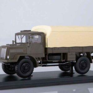 Start Scale Models SSM1366 - Tatra 128 (T 128) valník / flatbed truck