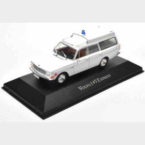 Atlas Editions Ambulance Collection MAG KX07 - Volvo 154 , Ambulance 1969
