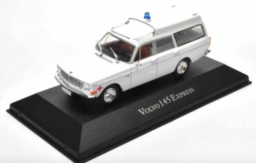 Atlas Editions Ambulance Collection MAG KX07 - Volvo 154 , Ambulance 1969