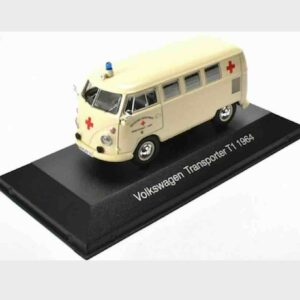 Atlas Editions Ambulance Collection MAG KX12 - Volkswagen Transporter TI , Ambulance 1964