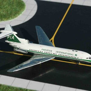 Gemini Jets GJPIA768 - Hawker Siddeley HS-121 Trident , 'AP-AUG' PIA - Pakistan International Airlines