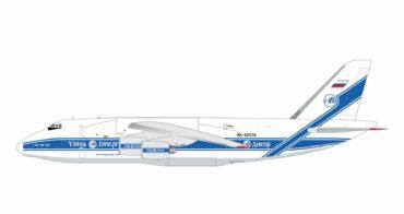 Gemini Jets GJVDA1942 - Antonov An-124 Ruslan (Руслан) / Condor , 'RA-82078' Volga-Dnepr Airlines - Авиакомпания Волга-Днепр