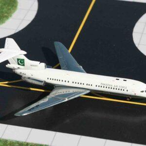 Gemini Jets GMPAF030 - Hawker Siddeley HS-121 Trident , 'AP-AUG' PAF - Pakistan Air