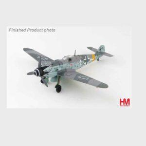 Hobby Master HA8750 - Messerschmitt Bf 109G-6 , '1' Erich Hartmann 4/JG 52 Luftwaffe , Hungary 1944