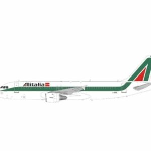 J Fox Models JF-A320-021 - Airbus A320-214 , 'I-BIKE' Alitalia (old colour)