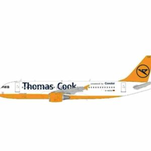 J Fox Models JF-A320-035 - Airbus A320-212 , 'D-AICB' Thomas Cook Aviation - German Airline