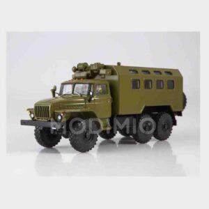 Legendary Trucks USSR LG027 - K4320 (Ural-4320) Truck KUNG , Soviet Army
