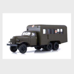 ModelPro 0017MP - ZIS-151 Truck KUNG Ambulance , Soviet Army