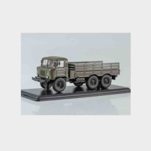 Start Scale Models SSM1203 – GAZ-34 6×6 Truck Prototype , Soviet Union 1960s