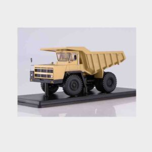 Start Scale Models SSM1313 - BelAZ-7522 (Pevný Dampr / Mining Dump Truck) , USSR
