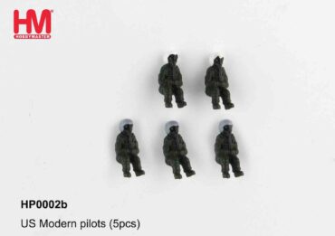 Hobby Master HP0002B - Modern Fighter Pilots United States Air Force (USAF).Figurky Pilotů .Modern Fighter Pilots United States Air Force.USAF.USN.United States Navy.Figurky Pilotů.SBĚRATELSKÉ FIGUREKY.