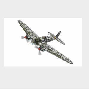 """Modely letadel He-111.Heinkel He 111.Corgi AA33718 - Heinkel He-111 , Luftwaffe , """"Operation Barbarossa"""" 1941.Modely letadel.Diecast models aircraft.Modely dopravních letadel.Diecast models airplanes.airliner.Modely vrtulníků.Diecast models helicopters.Diecast models cars.Modely vojenské techniky.Diecast models military vehicles.Modely raket.Diecast models rockets.Sběratelské modely.Hotové modely.Kovové modely.Sběratelské modely letadel.Sběratelské modely vojenské techniky.tanků.Diecast models aircraft.helicopters.military vehicles.tanks."""