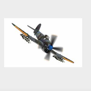 "Modely letadel Hawker Typhoon Mk.IB.Corgi AA36513 - Hawker Typhoon Mk.IB , 'MP147/MR-U' ""Shark Mouth"" No. 145 Squadron RAF.Diecast models aircraft. Modely dopravních letadel.Diecast models airplanes.airliner.Modely vrtulníků. Diecast models helicopters.Diecast models cars.Modely vojenské techniky. Diecast models military vehicles.Modely raket.Diecast models rockets.Sběratelské modely.Hotové modely.Sběratelské modely letadel.Kovové modely."