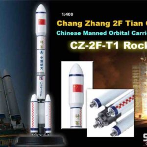 Dragon Space DR 56400 - CZ-2F - T-1 (Tiangong-1) - Long March 2F - Shenjian Chinese Orbital Carrier Rocket .Modely raket CZ-2F.Long March 2F.Shenjian rockets.modely kosmických lodí.Modely letadel. Modely dopravních letadel. Modely vojenské techniky. Sběratelské modely. Modely . Hotové modely. Sběratelské modely letadel. Sběratelské modely vojenské techniky . Kovové modely. Diecast models rockets, space shuttle,spaseship.aircraft,helicopters.military vehicles.