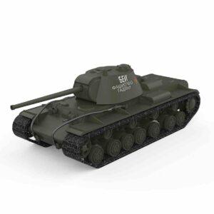 Panzerkampf PAN- 12163PA - KV-3 Kliment Voroshilov Heavy Tank , Rudá armáda / Red Army , Russia 1941 .Modely tanků. Modely letadel . Modely vojenské techniky. Sběratelské modely . Hotové modely. Kovové modely .Diecast aircraft models , military vehicles,tanks.