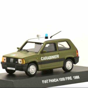 Altaya Carabinieri MAG KR20 - Fiat Panda 1000 Fire ,1986.Model auta Fiat Panda.Modely aut. Diecast models cars.Sběratelské modely autobusů.Diecast models buses.Modely nákladních aut.Diecast models vehicles.truck.Modely hasíčských,požarních vozidel.Diecast models cars.fire engine.