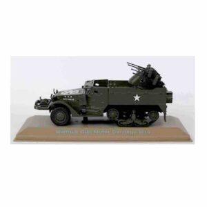 Atlas Editions MAG KP03 - M16 MGMC Half-Track , U.S.Army .Modely vojenské techniky. Diecast models military vehicles.Modely tanků.Models diecast tanks.Modely aut. Diecast models cars.Modely letadel.Diecast models aircraft. Diecast models helicopters.Sběratelské modely.Hotové modely.Sběratelské modely tanků.Kovové modely.