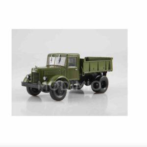 Modely aut YaAZ.MAZ.MODIMIO Collections Legendary Trucks USSR LG035 - YaAZ-205 (MAZ-200) , Soviet Union 1947-1950.Modely vojenské techniky. Diecast models military vehicles.Modely tanků.Models diecast tanks.Modely aut. Diecast models cars.Modely letadel.Diecast models aircraft. Diecast models helicopters.Sběratelské modely.Hotové modely.Kovové modely.