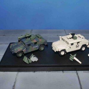 Modely vojenské techniky HMMWV Humvee.Panzerkampf PAN- 12005C - SET HMMWV Humvee (High Mobility Multipurpose Wheeled Vehicle) w/Air-Conditioning , U.S.Army.Modely tanků.Diecast models tanks.Modely vojenské techniky.Diecast models military vehicles.Modely aut. Diecast models cars. Modely letadel.Diecast models aircraft.Diecast models helicopters.Sběratelské modely.Hotové modely.Sběratelské modely tanků.Kovové modely.