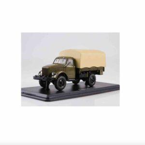 Modely aut.GAZ.ГАЗ.GAZ-63.SSM - Start Scale Models SSM1435 - GAZ-63A Truck , Soviet Army 1948–1968.Modely aut. Diecast models cars.Modely nákladních aut.Diecast models vehicles.Modely hasíčských,požarních vozidel.Diecast models cars.fire engine.Transport diecast models.Modely vojenské techniky. Diecast models military vehicles.Modely tanků.Diecast models tanks. Sběratelské modely.Hotové modely autSběratelské modely aut.Sběratelské modely vojenské techniky a tanků.Kovové modely aut.