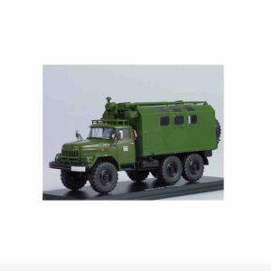 Start Scale Models SSM1039 - MTO-ATM (ZIL-131) Truck KUNG , Soviet-Russian Army.Modely aut. Diecast models cars.Modely nákladních aut.Diecast models vehicles.truck.jeřáb.Modely hasíčských,požarních vozidel.Diecast models cars.fire engine.Transport diecast models.Modely vojenské techniky. Diecast models military vehicles.Modely tanků.Diecast models tanks. Sběratelské modely.Hotové modely autSběratelské modely aut.Sběratelské modely vojenské techniky a tanků.Kovové modely aut.