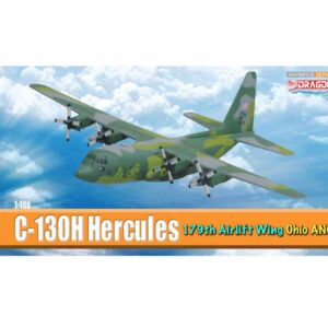 Modely letadel C-130 Hercules.Lockheed C-130 Hercules.Dragon Wings DR 56297 – Lockheed C-130H Hercules , 179 AW (179th Airlift Wing) USAF OH ANG - Ohio Air National Guard.Modely letadel.Diecast models aircraft. Modely dopravních letadel.Diecast models airplanes.airliner.Modely vrtulníků. Diecast models helicopters.Diecast models cars.Modely vojenské techniky. Diecast models military vehicles.Modely raket.Diecast models rockets.Sběratelské modely.Hotové modely.Kovové modely.