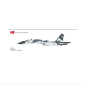 Modely letadel SU-27.Flanker.Sukhoi Su-27.Hobby Master HA6012 - Sukhoi Su-27 SKM Flanker-B , '305' Russian Air Force , Paris Air Show 2005.Modely letadel.Diecast models aircraft. Modely dopravních letadel.Diecast models airplanes.Modely vrtulníků. Diecast models helicopters.Diecast models cars.Modely vojenské techniky. Diecast models military vehicles.Modely raket.Diecast models rockets.Sběratelské modely.Hotové modely.Sběratelské modely letadel.Kovové modely.