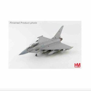 Modely letadel Eurofighter Typhoon EF-2000.Hobby Master HA6650 - Eurofighter EF-2000 Typhoon , 'Z361 / GN-A' No. 12 Sqn. RAF / Qatar Air Force , RAF Coningsby 2020.Modely letadel.Diecast models aircraft. Modely dopravních letadel.Diecast models airplanes.airliner.Modely vrtulníků. Diecast models helicopters.Diecast models cars.Modely vojenské techniky. Diecast models military vehicles.Modely raket.Diecast models rockets.Sběratelské modely.Hotové modely.Kovové modely.