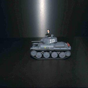 Modely tanků LT vz.38 Panzer 38(t) Pz.Kpfw.38(t) Panzerkampfwagen 38(t) Sd. Kfz. 140 .Forces of Valor UNIMAX UN-85035 - Pz.Kpfw.38(t) Ausf.F ( LT vz.38) , 'I03' 7th Panzer Division Wehrmacht , Eastern Front 1942.Modely tanků.Diecast models tanks.Modely vojenské techniky.Diecast models military vehicles.Modely aut. Diecast models cars. Modely letadel.Diecast models aircraft.Diecast models helicopters.Sběratelské modely.Hotové modely.Sběratelské modely tanků.Kovové modely.
