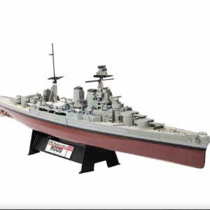 Modely bitevních lodí Bismark Forces of Valor 86002 UNIMAX - HMS Hood Battlecruise , Royal Navy , Denmark Strait 1941 Kovové modely Diecast models ships Sběratelské modely bitevních lodí Hotové modely Modely zaoceánských lodí Diecast models of ocean liners
