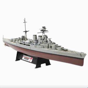 Modely bitevních lodí Bismark Forces of Valor 86009 UNIMAX - HMS Hood Battlecruise , Royal Navy , Denmark Strait 1941 Kovové modely Diecast models ships Sběratelské modely bitevních lodí Hotové modely Modely zaoceánských lodí Diecast models of ocean liners