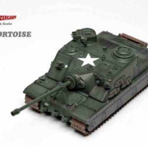 PANZERKAMPF 12074PC - TORTOISE A39